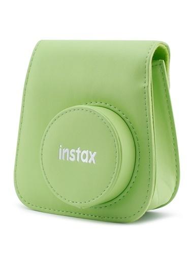 Fujifilm Instax Mini 9 Yeşil Deri Çanta Yeşil